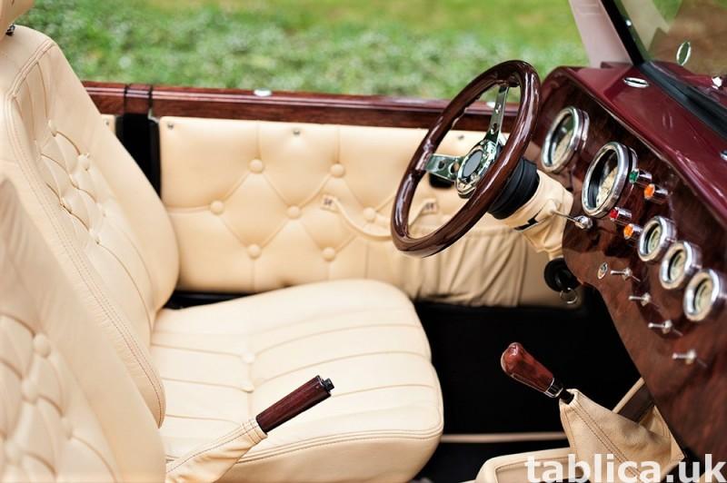 Zabytkowe samochody do ślubu Auta RETRO na wesele kabriolet 10