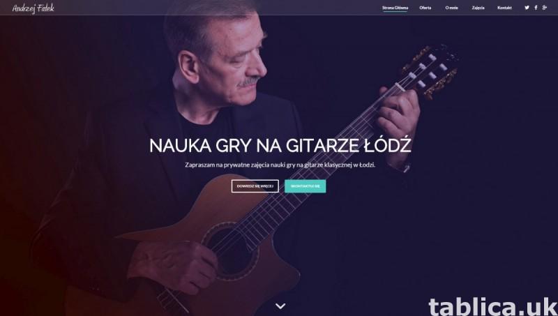 Strony Internetowe UK - Grooveland Designs 7