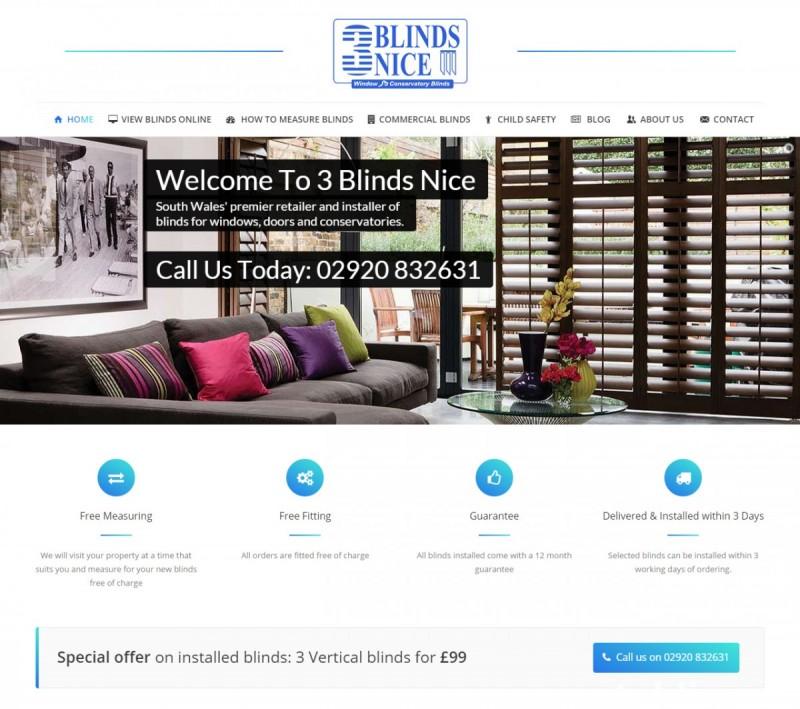 Strony Internetowe UK - Grooveland Designs 11