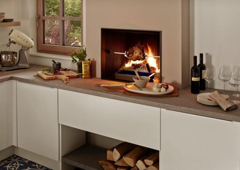 Kuchnie węglowe, na drewno, pellety, piecyki, kominki. 26