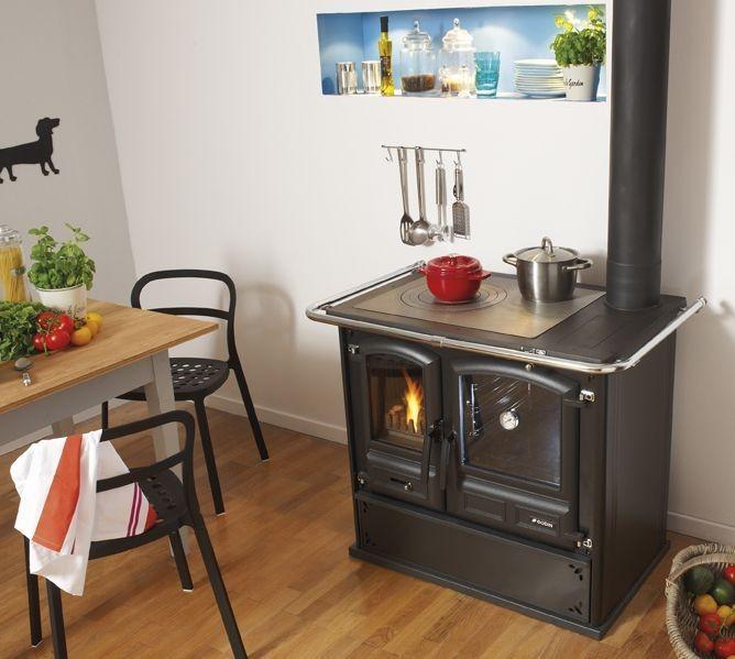 Kuchnie węglowe, na drewno, pellety, piecyki, kominki. 58