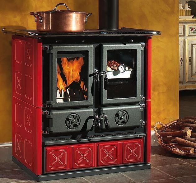 Kuchnie węglowe, na drewno, pellety, piecyki, kominki. 68