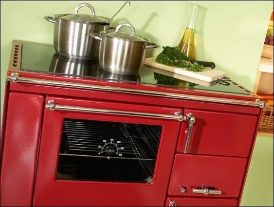 Kuchnie węglowe, na drewno, pellety, piecyki, kominki. 83