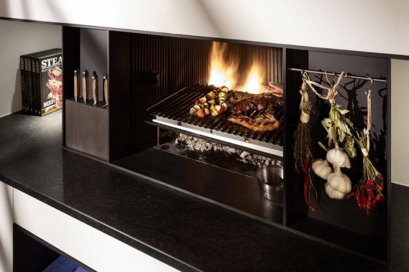 Kuchnie węglowe, na drewno, pellety, piecyki, kominki. 112