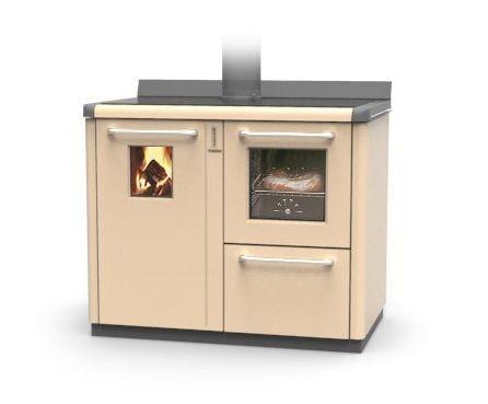 Kuchnie węglowe, na drewno, pellety, piecyki, kominki. 120