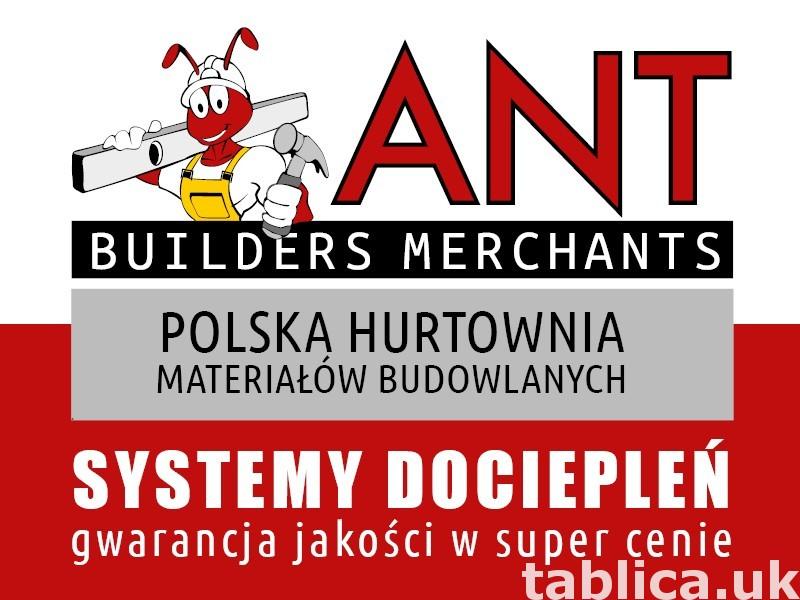 SYSTEMY DOCIEPLEŃ - tylko w ANT BM w super cenach! 0