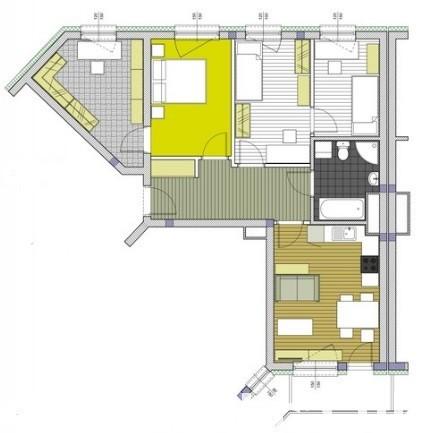 Komfortowe nowe mieszkanie 5-pokoi 1