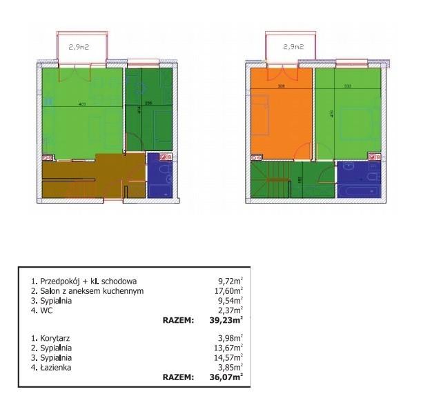Ostatnie wolne mieszkanie 4-pokojowe z antresolą 6