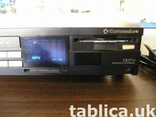 Commodore Cdtv 1
