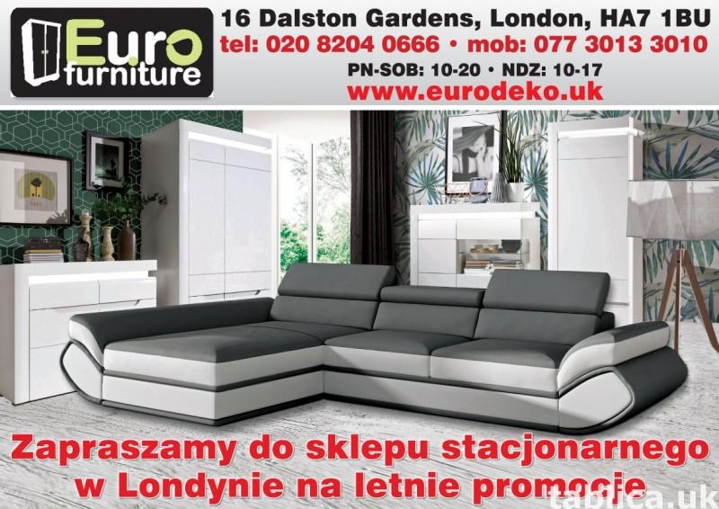 Showroom z polskimi meblami w UK - 1000m2 w Londynie 0
