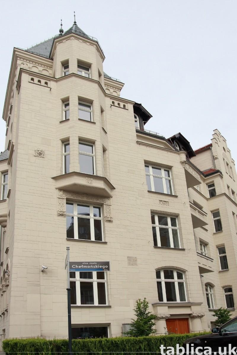 Atrakcyjne apartamenty w zabytkowej kamienicy w Poznaniu 13