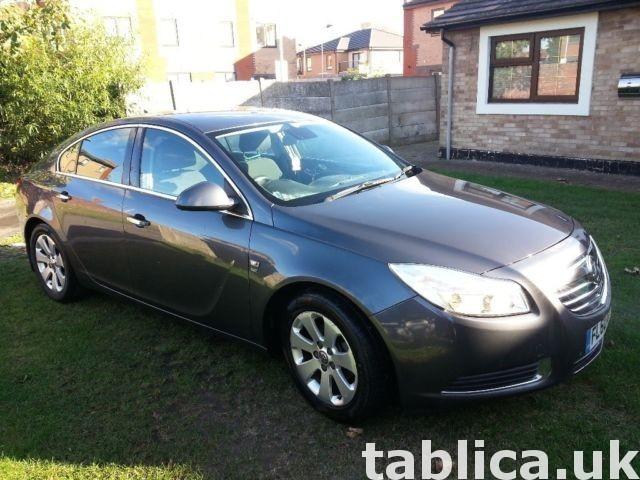Sprzedam Vauxhall Insignia Eco 2010 0