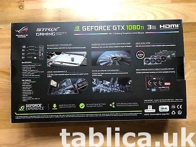 ASUS Strix GeForce GTX 1080 TI Gaming 1