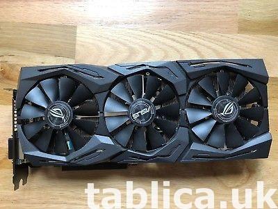 ASUS Strix GeForce GTX 1080 TI Gaming 3