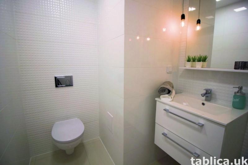 Sprzedam wyremontowane mieszkanie z dobrym dojazdem do A1 8