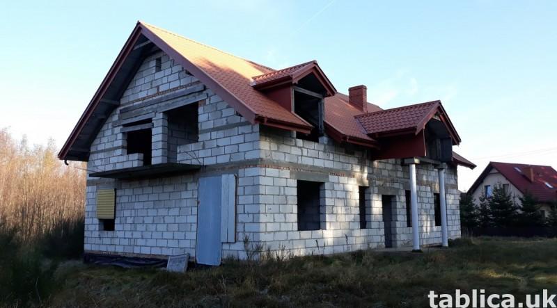 Dom nad jeziorem Łebsko 1