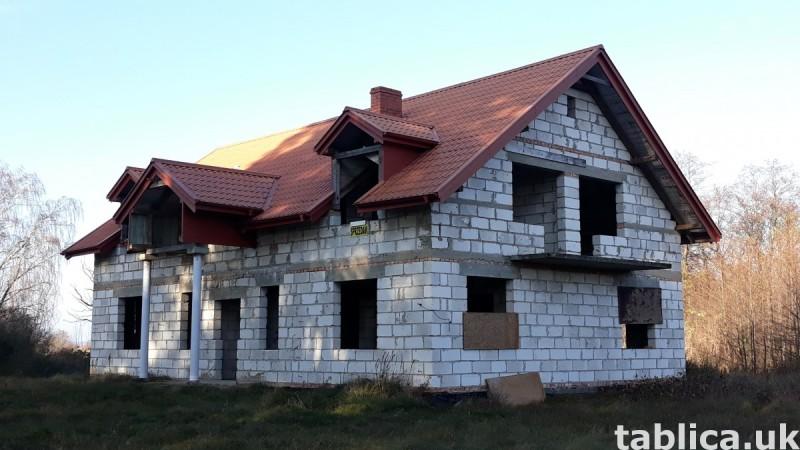 Dom nad jeziorem Łebsko 2