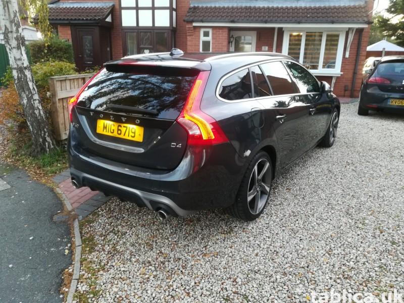 Volvo V60 R-design LUX Nav 3