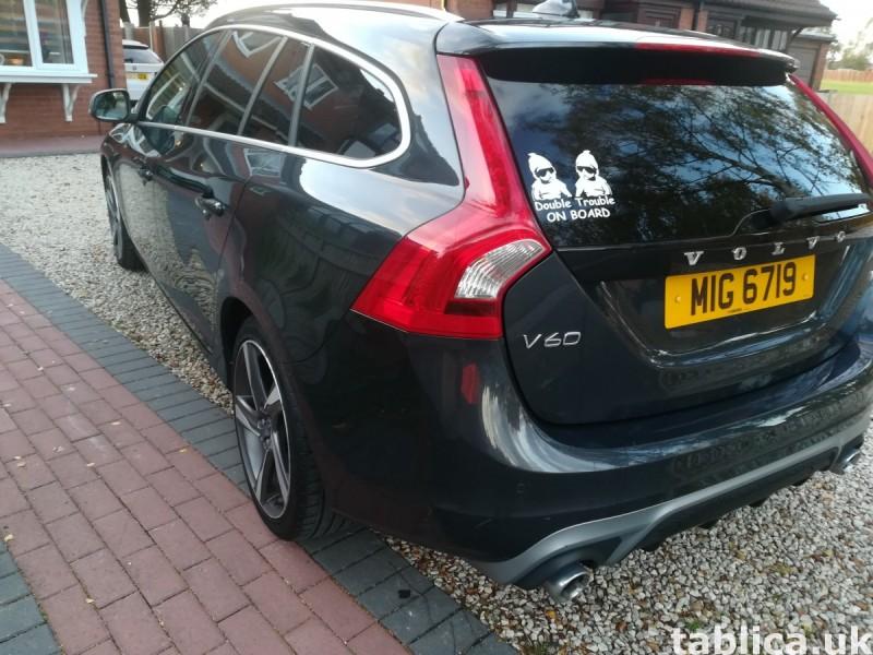 Volvo V60 R-design LUX Nav 4