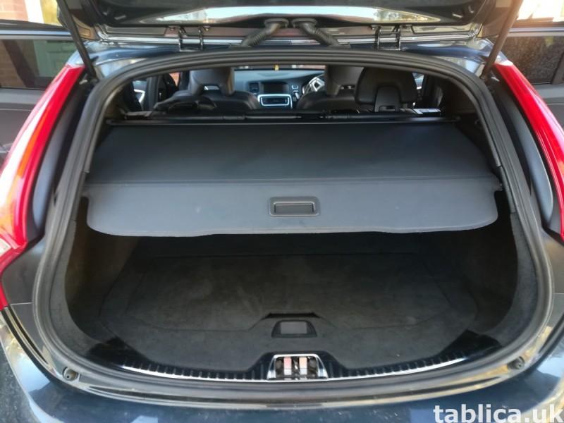Volvo V60 R-design LUX Nav 8