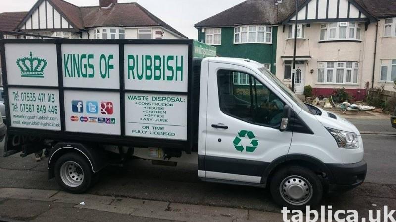 wywoz smieci londyn-kings of rubbish 2
