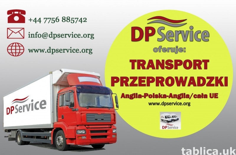 D.P. Service - Przeprowadzki i Transport Towarowy  0