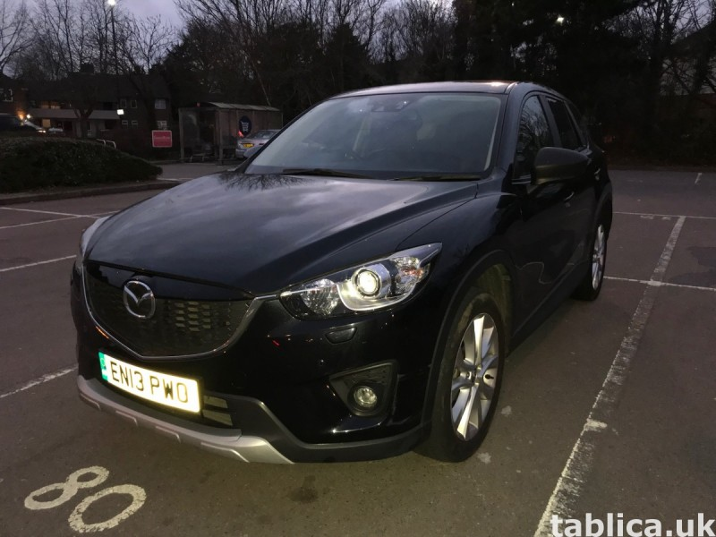 Mazda CX-5. Euro 6 diesel, nie placi za ULEZ!! 0