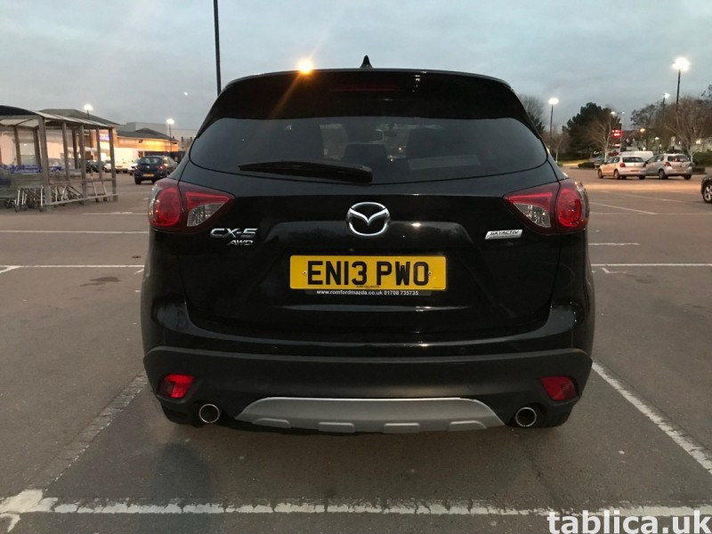 Mazda CX-5. Euro 6 diesel, nie placi za ULEZ!! 3