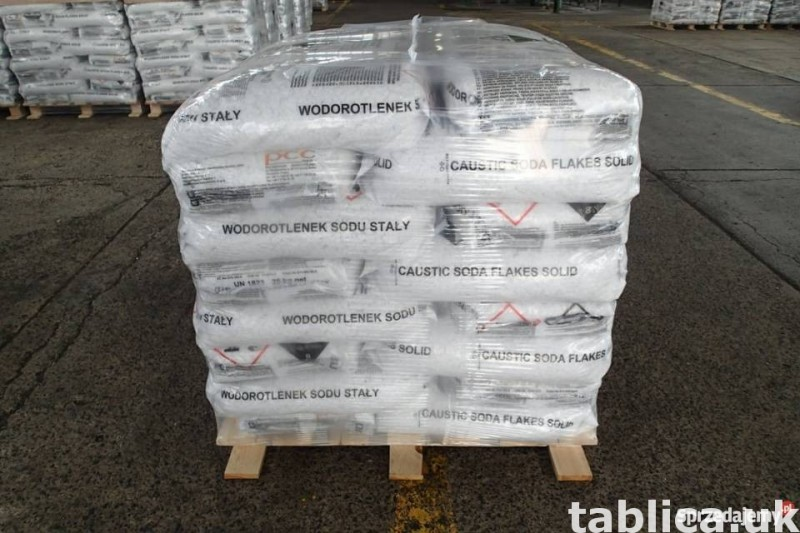 Sodium hydroxide, caustic soda 1000 kg - flakes 0