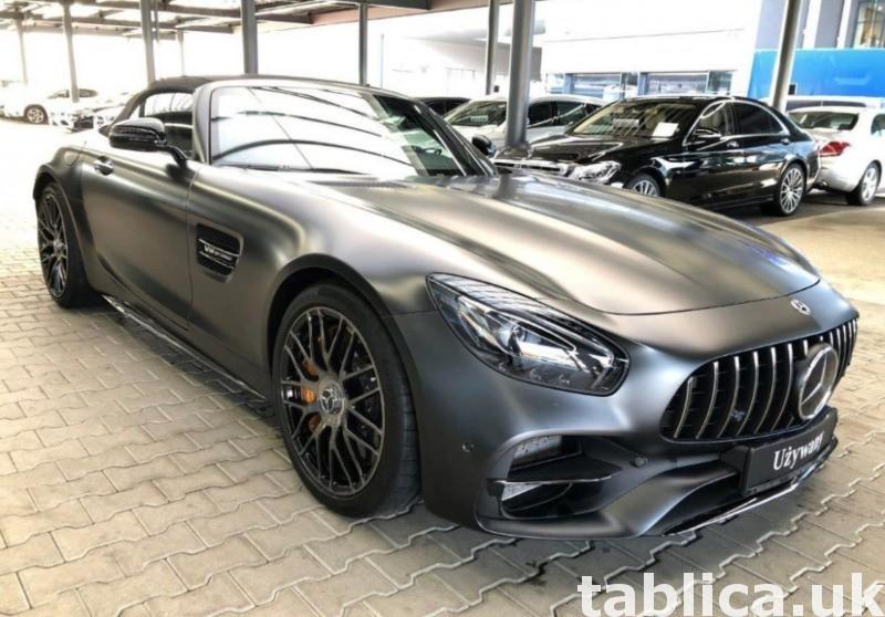 Mercedes GT Amg 0