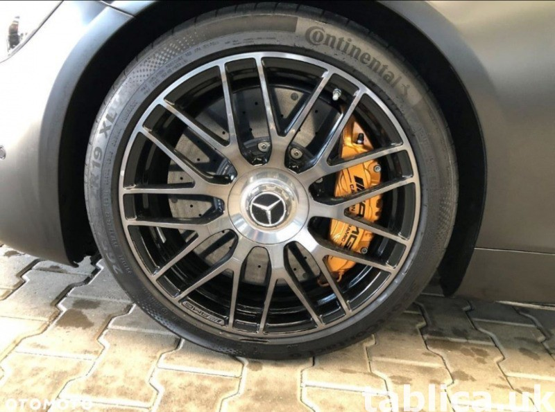 Mercedes GT Amg 2