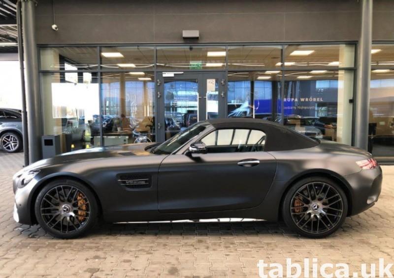 Mercedes GT Amg 3