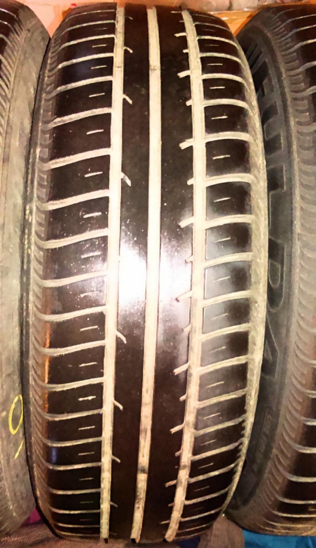 For Sale: a Set of Summer Tires: Fulda Eco Control 4