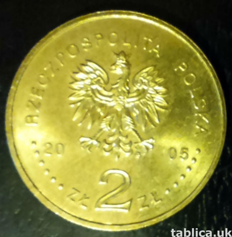 For Sale: a Coin Konstantyn Ildefons Gałczyński 1