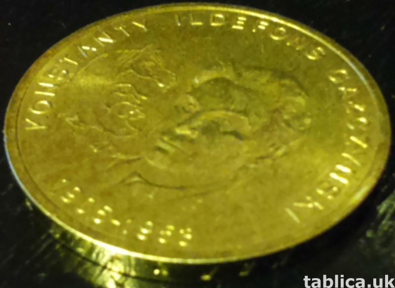 For Sale: a Coin Konstantyn Ildefons Gałczyński 2
