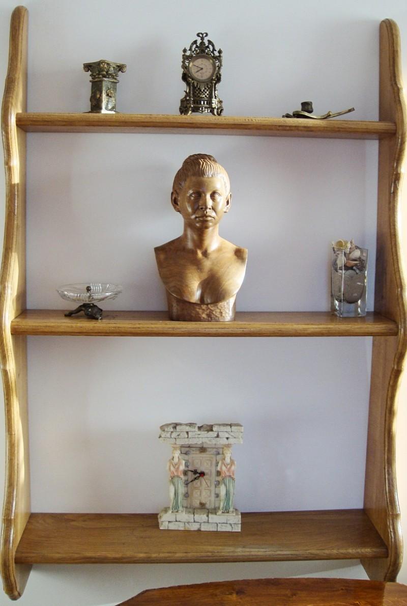 For Sale: The Oak Shelf - Solid Wood !!! 0