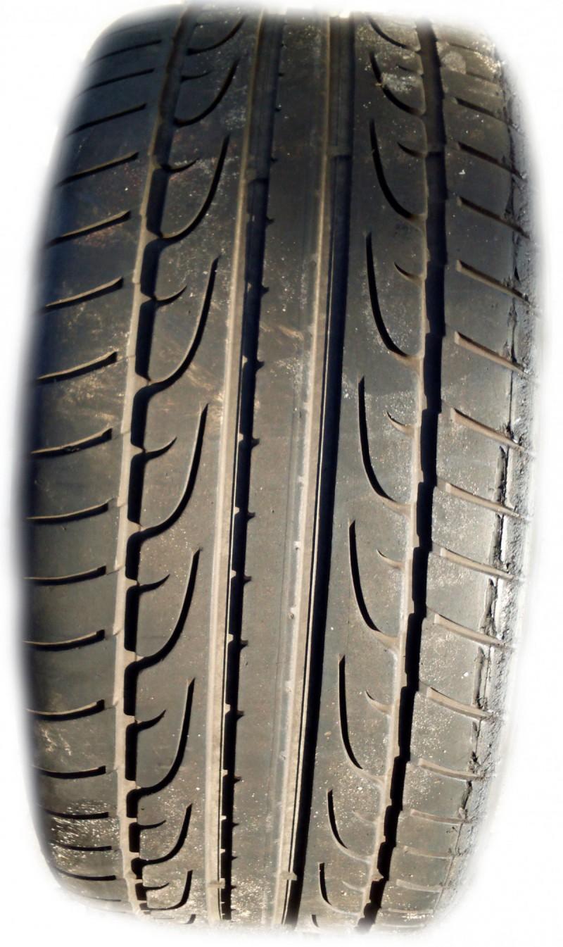 Set of Tires ContiSportContact for Mercedes Mclaren 1