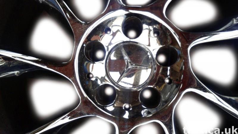 Set of Tires ContiSportContact for Mercedes Mclaren 2