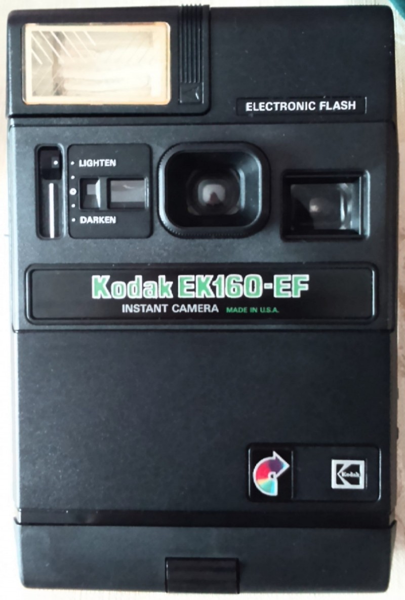 For Sale: Kodak Eastman Camera EK160-EF, USA - WORKS !!! 0