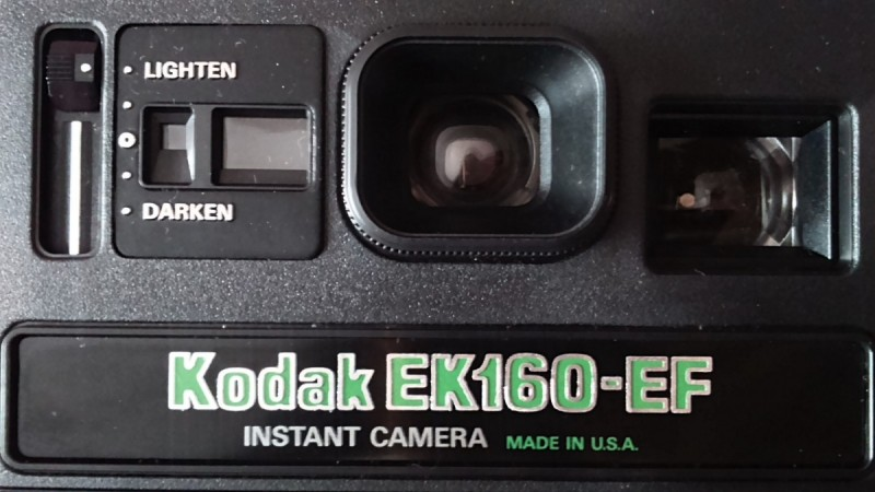 For Sale: Kodak Eastman Camera EK160-EF, USA - WORKS !!! 5