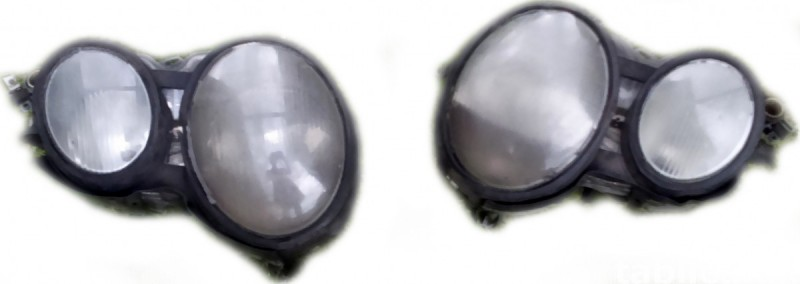 For Sale: Front Lights Mercedes 210 7