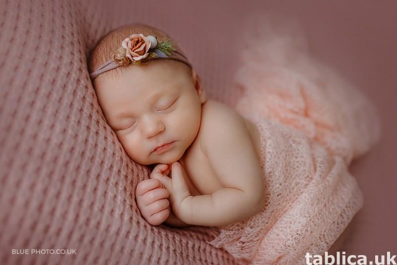 Fotografia ciążowa, noworodkowa, rodzinna - Londyn 0