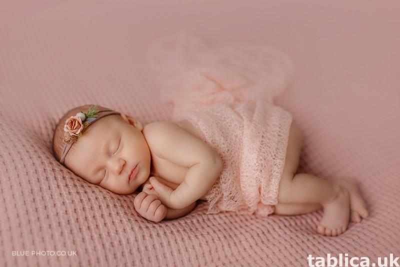 Fotografia ciążowa, noworodkowa, rodzinna - Londyn 2