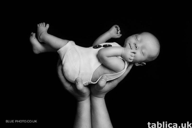 Fotografia ciążowa, noworodkowa, rodzinna - Londyn 5