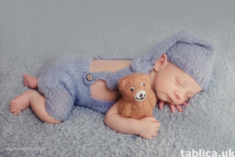 Fotografia ciążowa, noworodkowa, rodzinna - Londyn 6
