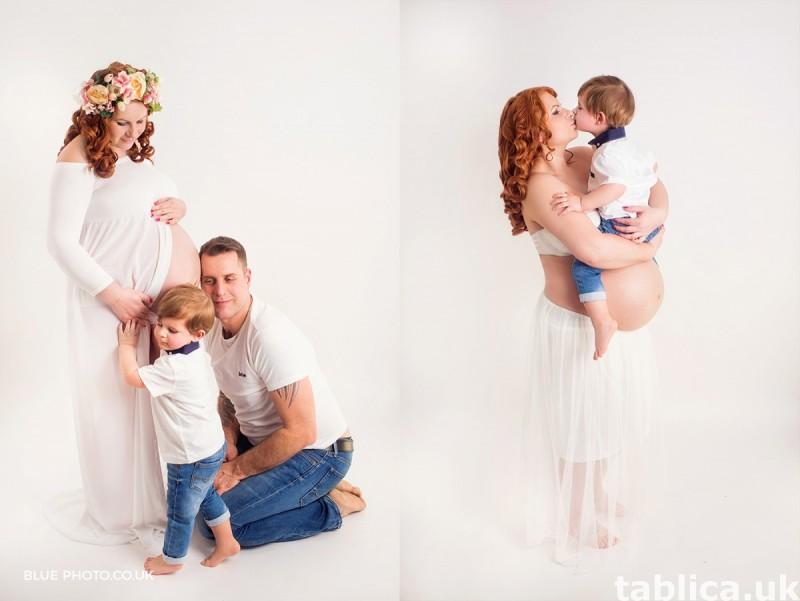 Fotografia ciążowa, noworodkowa, rodzinna - Londyn 7