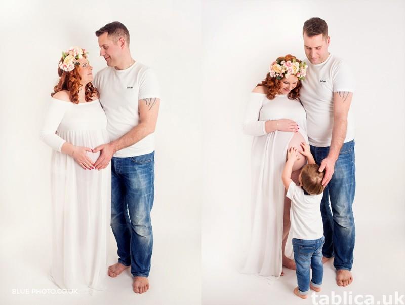 Fotografia ciążowa, noworodkowa, rodzinna - Londyn 8