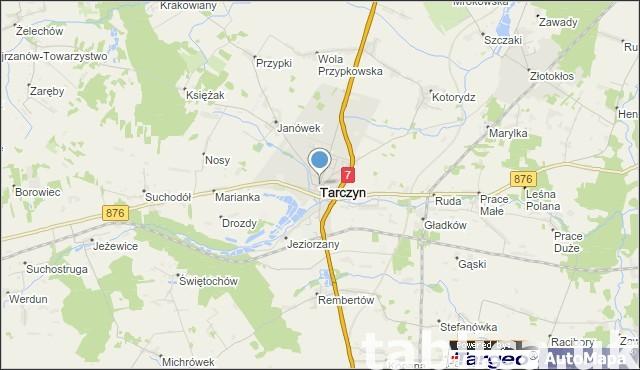 Warszawa-Tarczyn 3,85h 2