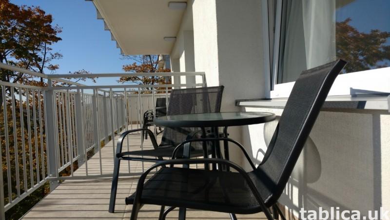 Apartament Mielno-Holiday*401, nad samym morzem. 10