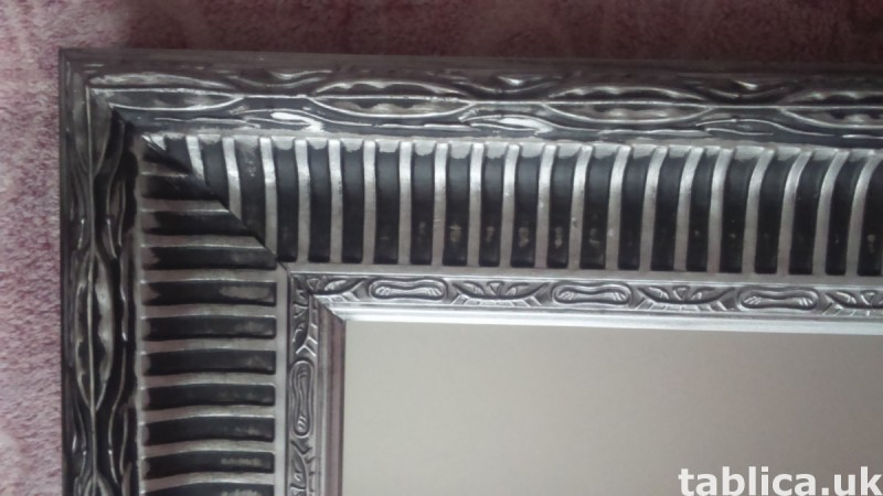 For Sale: Decorative Mirror made of Wood 1